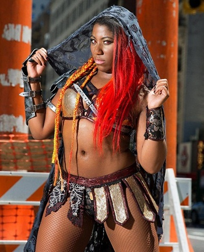 Ember Moon Body Measurements Stats