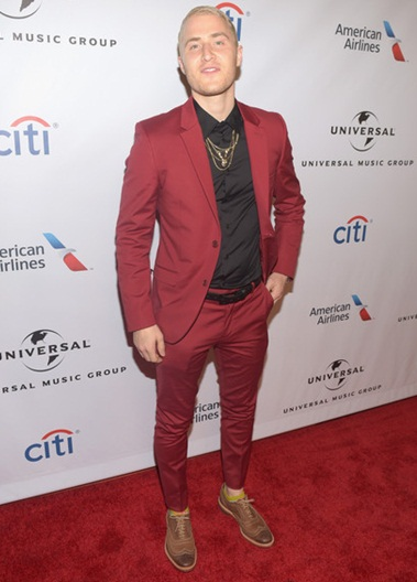 Mike Posner Height Weight Shoe Size