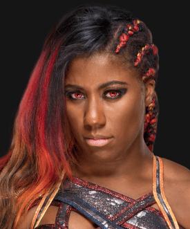 WWE Diva Ember Moon