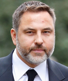 Actor David Walliams