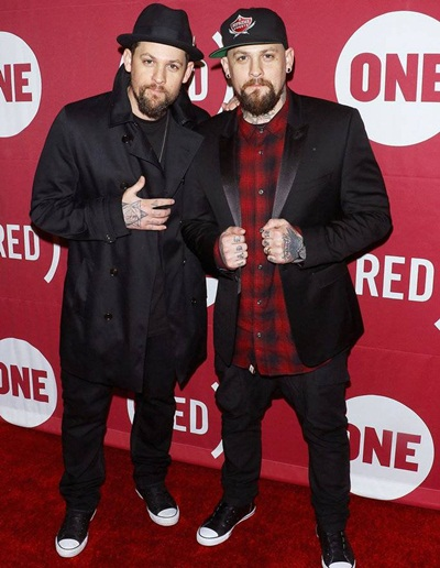 Benji Madden Body Measurements Stats