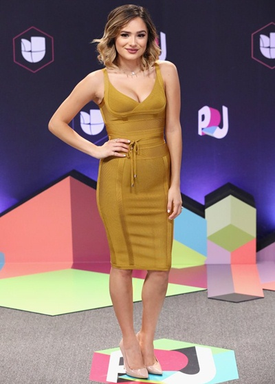 Chachi Gonzales Height Weight Bra Size