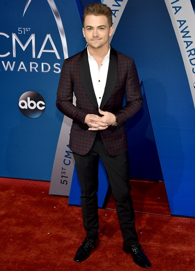 Hunter Hayes Body Measurements Stats