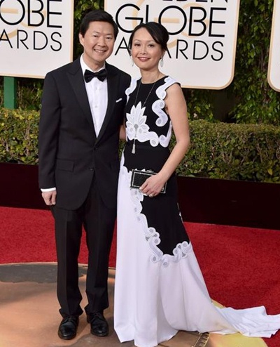 Ken Jeong Body Measurements Stats