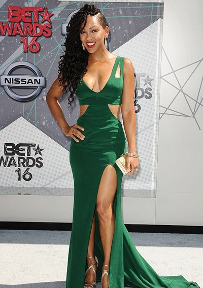 Meagan Good Body Measurements Stats
