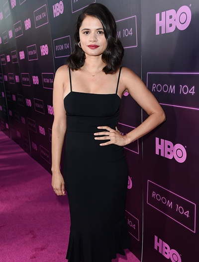 Melonie Diaz Height Weight Stats