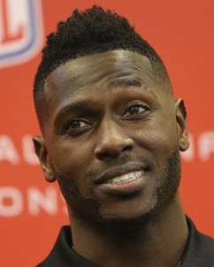 NFL Player Antonio Brown