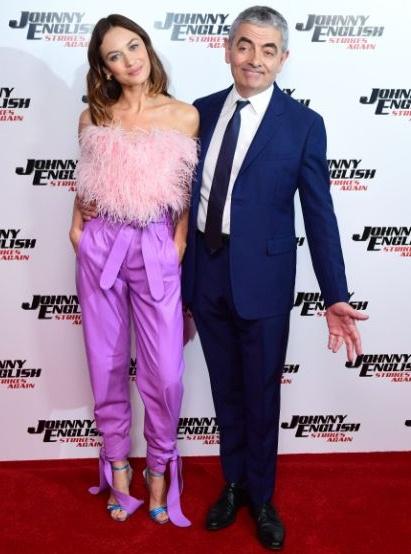 Rowan Atkinson Height Weight Shoe Size