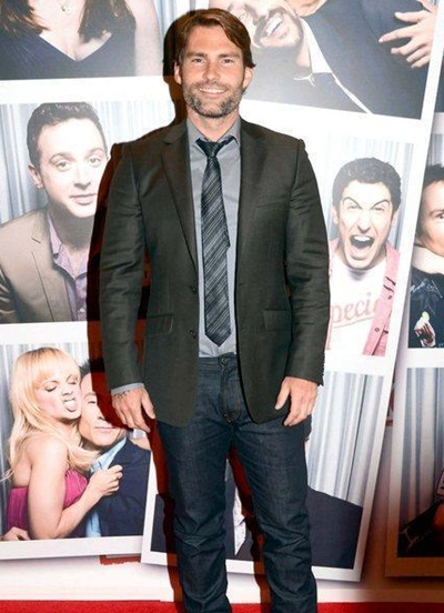Seann William Scott Body Measurements Stats