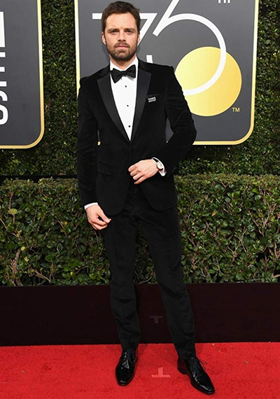 Sebastian Stan Height Weight Shoe Size