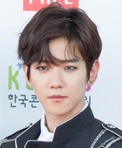 Singer Baekhyun