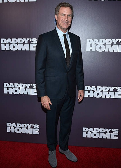 Will Ferrell Height Weight Shoe Size