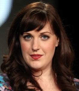 Actress Allison Tolman