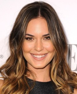 Actress Odette Annable