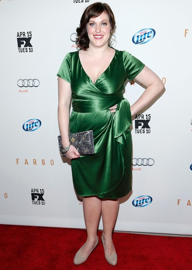 Allison Tolman Body Measurements Stats