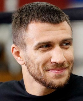 Boxer Vasyl Lomachenko
