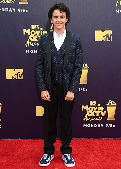 Jack Dylan Grazer Height Weight Facts