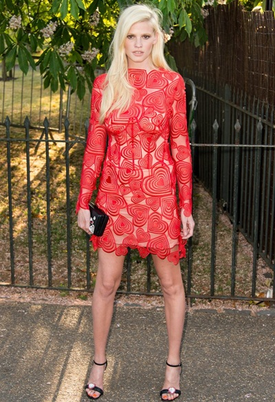 Lara Stone Body Measurements Stats