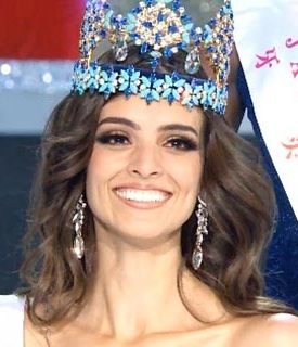 Miss World 2018 Vanessa Ponce