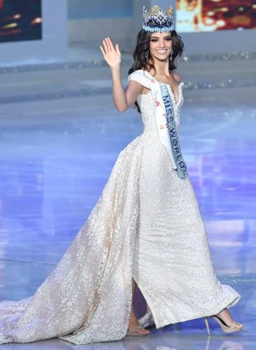 Miss World Vanessa Ponce Height Weight Bra Size