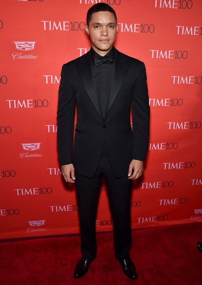 Trevor Noah Body Measurements Stats