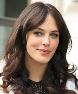 Actress Jessica Brown Findlay
