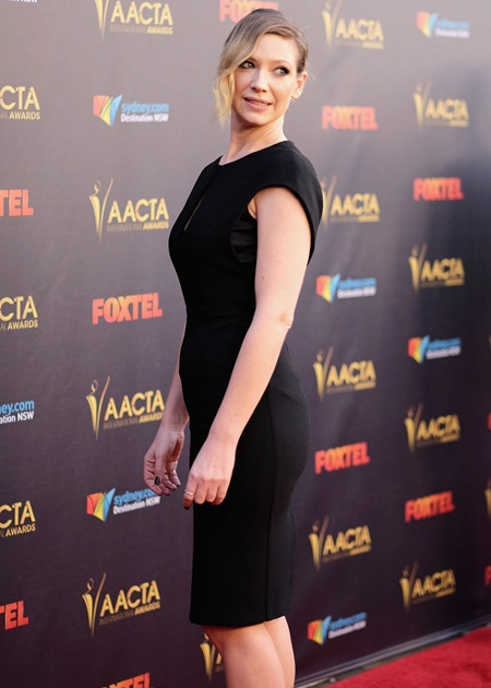 Anna Torv Height Weight Facts