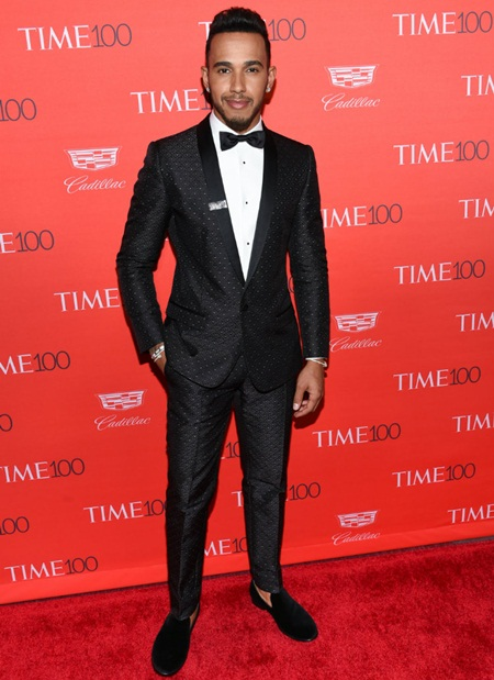 Lewis Hamilton Height Weight Stats