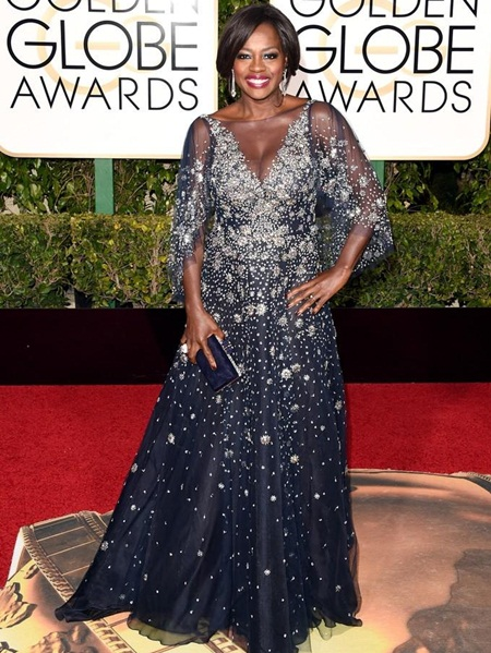 Viola Davis Body Measurements Facts