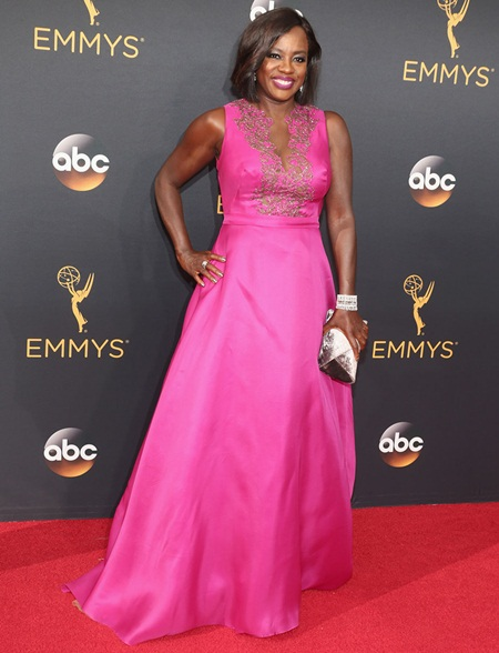 Viola Davis Height Weight Stats