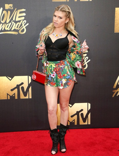 Chanel West Coast Height Weight Facts