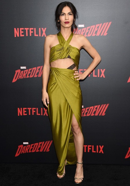Elodie Yung Body Measurements Stats