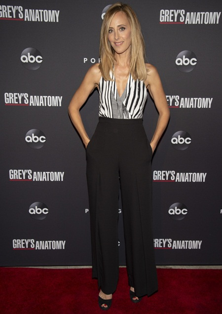 Kim Raver Height Weight Facts