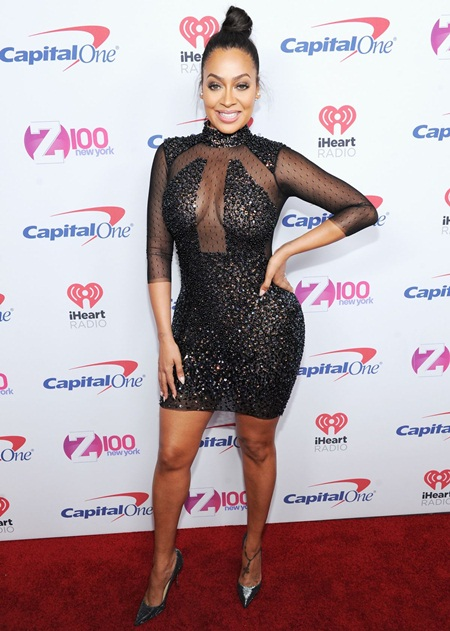 La La Anthony Measurements Stats