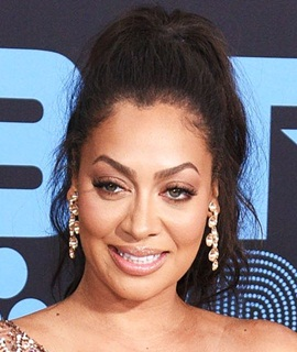 TV Personality La La Anthony