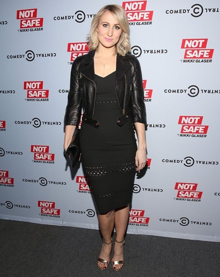 Nikki Glaser Height Weight Facts