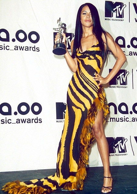 Aaliyah Height Weight Stats