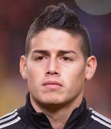 James Rodriguez Height Weight Shoe Size Body Measurements Facts Bio