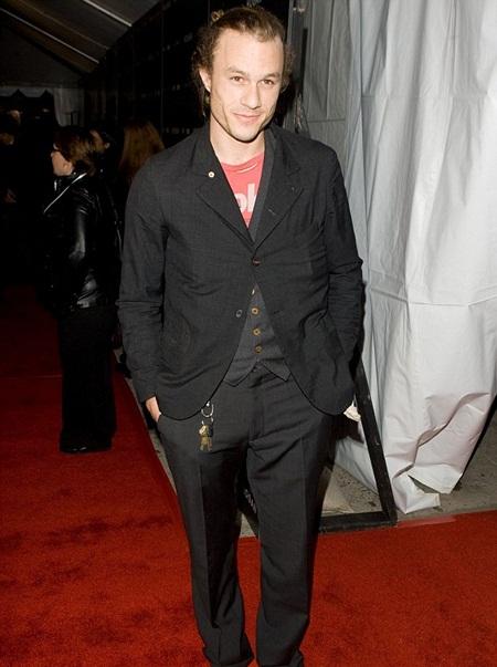 Heath Ledger Height Weight