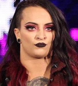 WWE Diva Ruby Riott