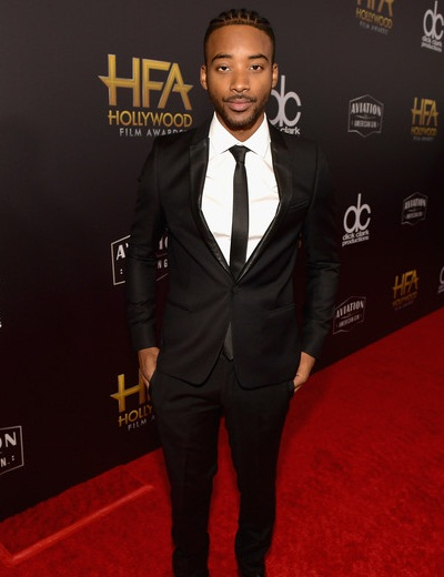 Algee Smith Body Measurements Stats