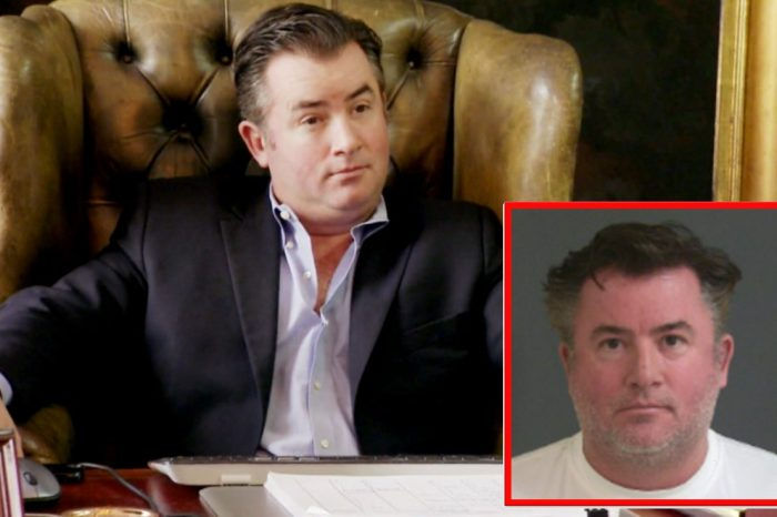 'Southern Charm' Star J.D. Madison, Arrested For Allegedly Writing A Bad Check