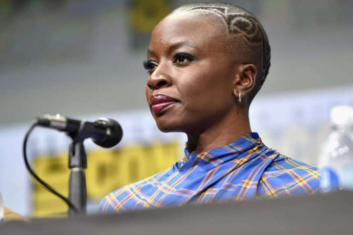 """Danai Gurira From """"The Walking Dead"""" Will Exit One Season After Andrew Lincoln"""