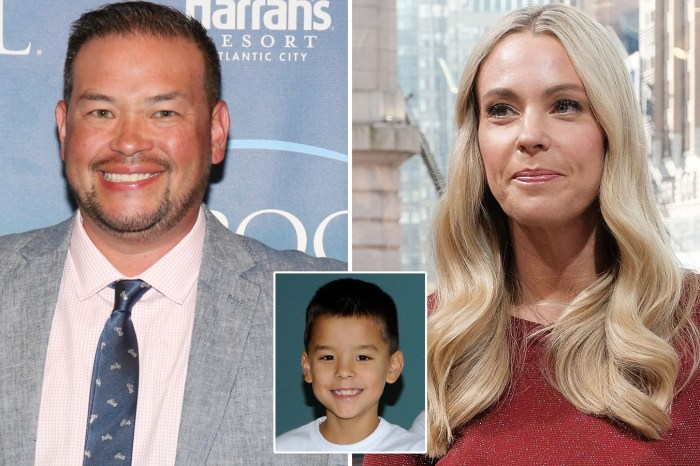 Jon Gosselin Shares Another Pic Of Son Collin, Slams Kate For Not Being In His Life At All!