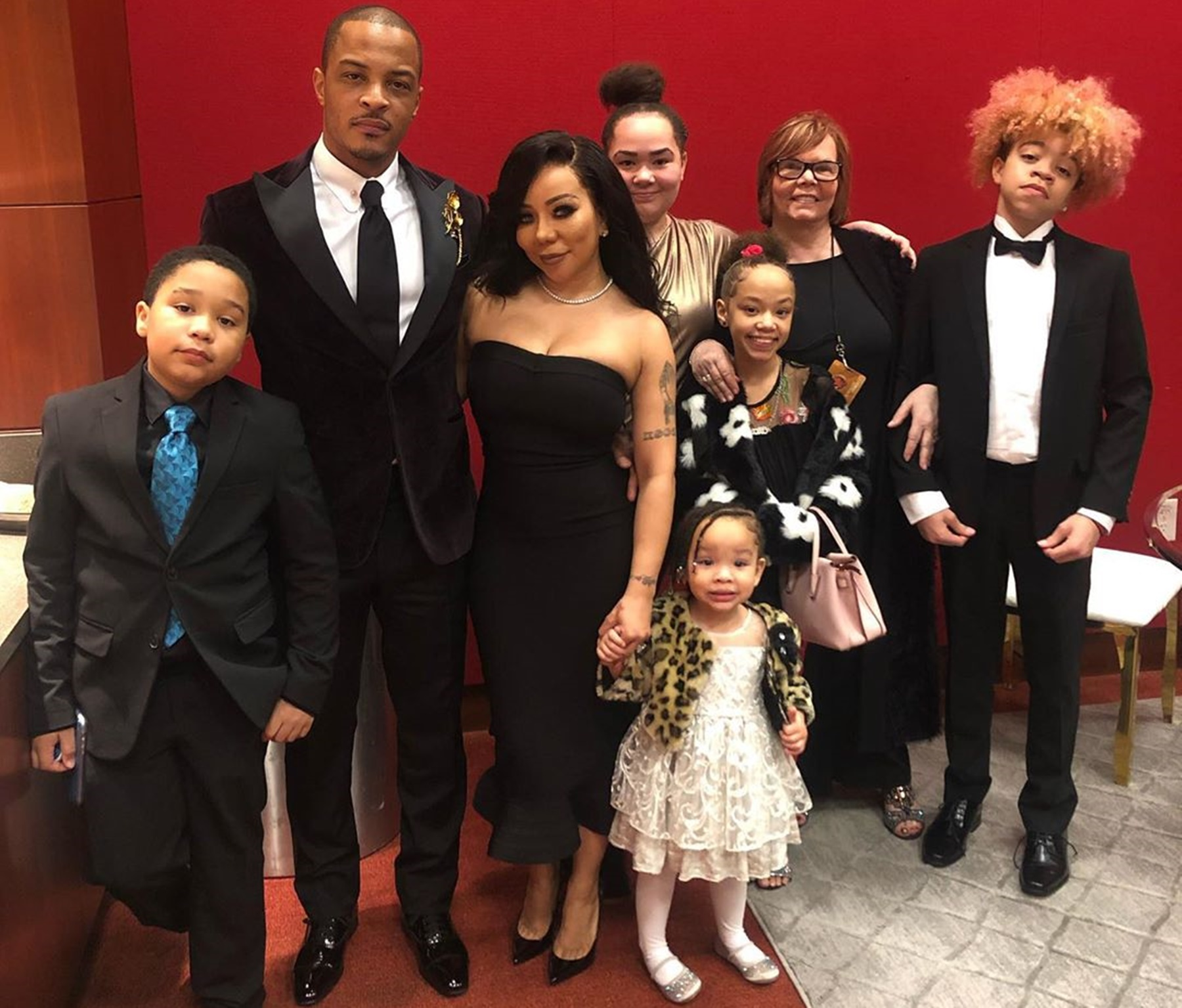 Tiny Harris Asks Fans For Prayers Because T.I.'s Sister, Precious, Is In The Hospital | Celebrity Insider