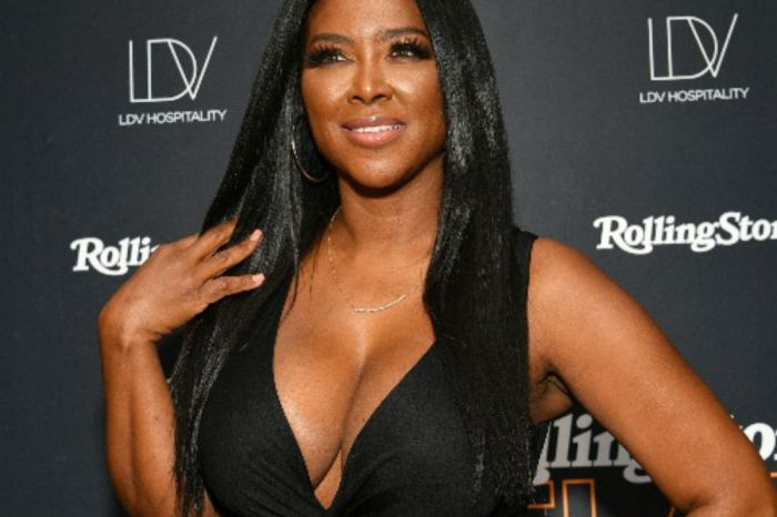 Kenya Moore Is Reportedly In Negotiations To Return To RHOA!
