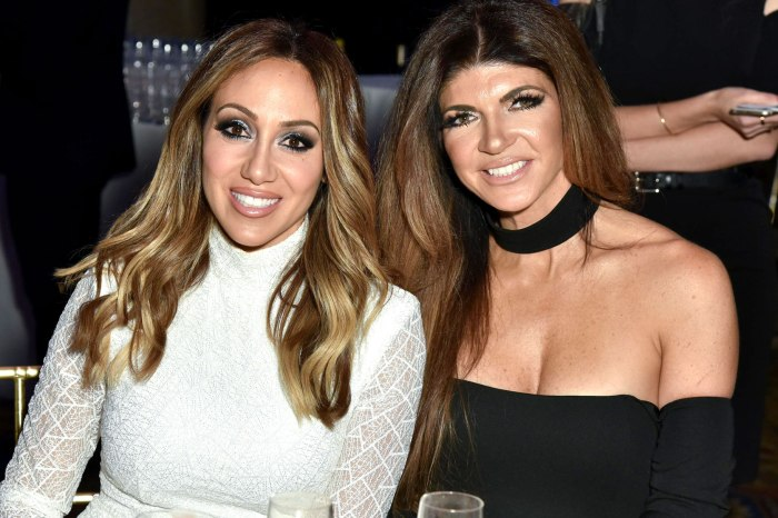 Teresa Giudice Reportedly Throws A Glass Of Wine At 'RHONJ' Co-Star While At Melissa Gorga's Fashion Show