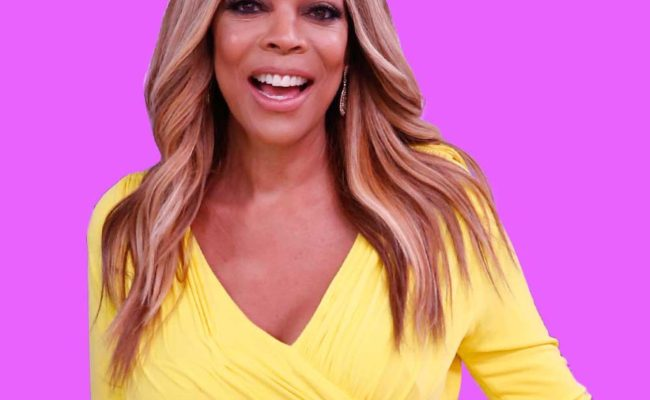 Wendy Williams Talks About Her Hourglass Figure Amidst