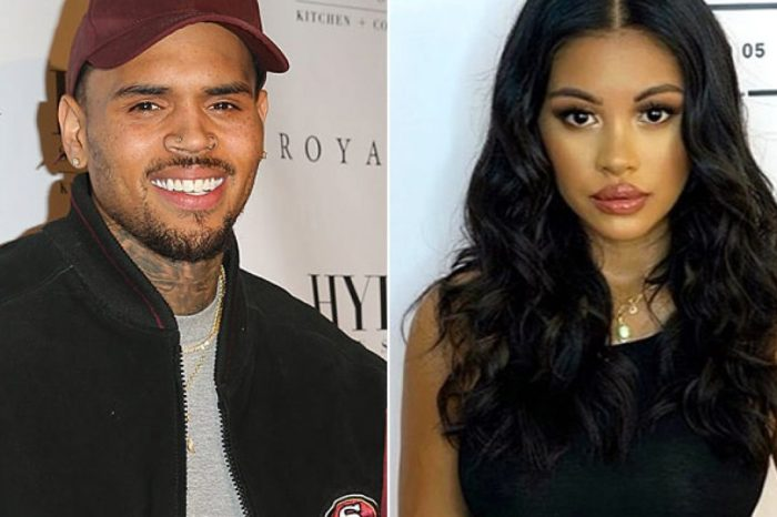 Ammika Harris Asks Nosey Fans To Back Off Amid Chris Brown Baby Reports