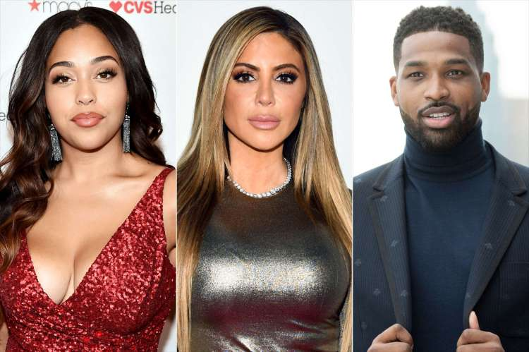 Larsa Pippen Says Jordyn Woods And Tristan Thompson ...